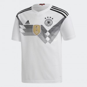 Camiseta de GERMANY 2018 Home Juventud