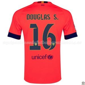 Camiseta de Barcelona 2014/2015 Segunda Douglas S.