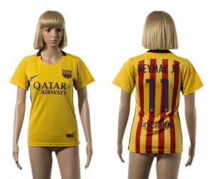 Camiseta Barcelona 11 2015/2016 Mujer