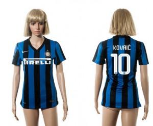 Camiseta de Inter Milan 2015/2016 10 Mujer