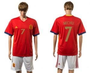 Camiseta España 2015-2016
