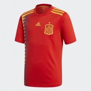 Camiseta SPAIN Home 2018 Juventud