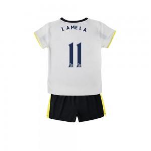 Camiseta Celtic Mouyokolo Segunda Equipacion 2013/2014