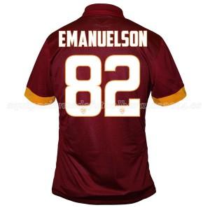 Camiseta del Emanuelson AS Roma Primera Equipacion 2014/2015