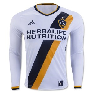 Camiseta nueva Los Angeles Galaxy Manga Larga 2015/2016