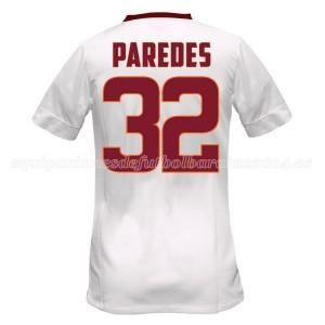 Camiseta del Jedcaj AS Roma Segunda Equipacion 2014/2015