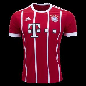 Camiseta nueva del Bayern Munich 2017/2018 Home
