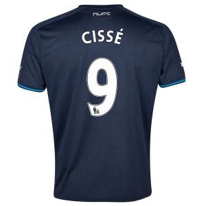 Camiseta del Cisse Newcastle United Segunda 2013/2014
