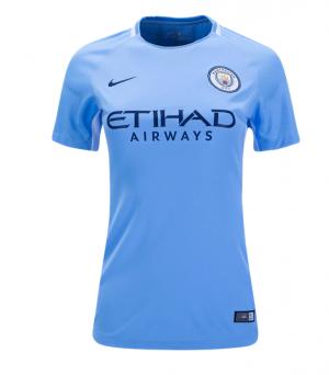 Camiseta nueva Manchester City Mujer Equipacion Primera 2017/2018
