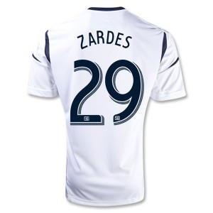 Camiseta nueva del Los Angeles Galaxy 2013/2014 Zardes Primera