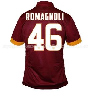 Camiseta nueva del AS Roma 2014/2015 Equipacion Romagnoli Primera