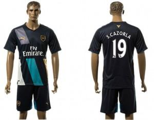 Camiseta nueva del Arsenal 19# Away