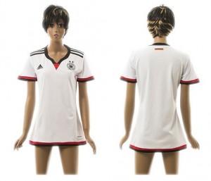 Camiseta nueva Alemania Mujer 2015/2016