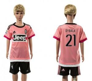 Camiseta nueva del Juventus 2015/2016 21 Niños