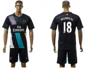 Camiseta nueva del Arsenal 18# Away