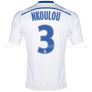 Camiseta nueva del Marseille 2014/2015 Nkoulou Primera