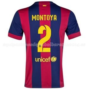 Camiseta nueva del Barcelona 2014/2015 Montoya Primera