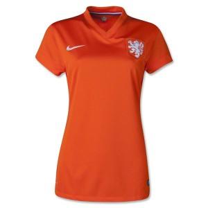 Camiseta nueva Holanda de la Seleccion Primera 2014
