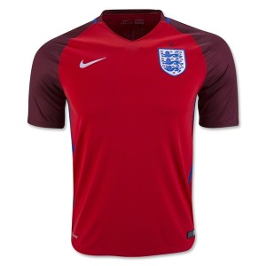 Camiseta del Inglaterra 2016/2017