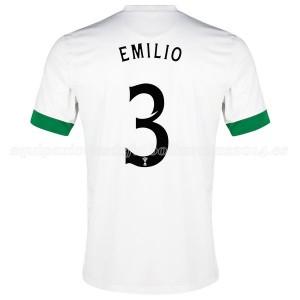Camiseta Celtic Emilio Tercera Equipacion 2014/2015