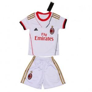 Camiseta AC Milan Segunda Equipacion 2013/2014 Nino