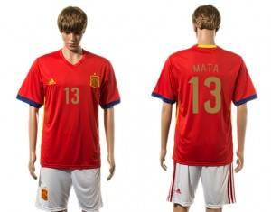 Camiseta nueva España 13# 2015-2016