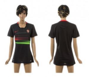 Camiseta nueva del Portugal 2015/2016 Mujer