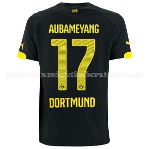 Camiseta Borussia Dortmund Aubameyang Segunda 14/15