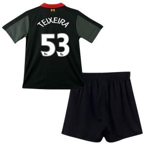 Camiseta Everton Alcaraz 3a 2014-2015