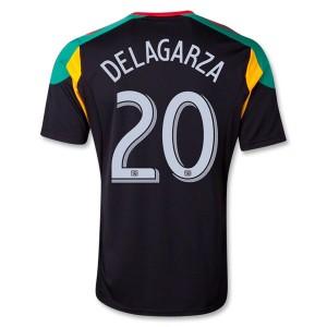 Camiseta nueva del Los Angeles Galaxy 13/14 Delagarza Tercera