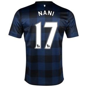 Camiseta nueva Portugal de la Seleccion Nani Segunda 2013/2014