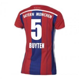 Camiseta nueva Barcelona Douglas S. Segunda 2014/2015
