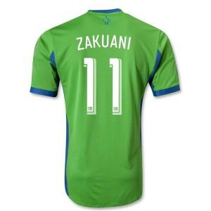 Camiseta nueva Seattle Sound Zakuani Tailandia Primera 2013/2014