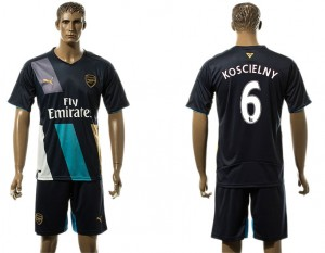 Camiseta de Arsenal Away 6#