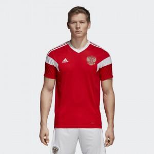 Camiseta nueva del RUSSIA 2018 REPLICA Home