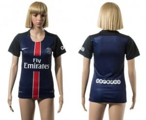 Mujer Camiseta del 1# Paris st germain 2015/2016