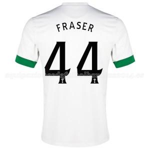 Camiseta nueva del Celtic 2014/2015 Equipacion Fraser Tercera