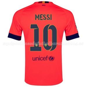 Camiseta de Barcelona 2014/2015 Segunda Messi