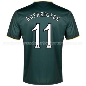 Camiseta nueva del Celtic 2014/2015 Equipacion Boerrigter Segunda