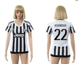 Camiseta de Juventus 2015/2016 22 Mujer