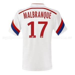 Camiseta nueva del Lyon 2014/2015 Malbranque Primera