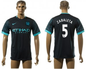 Camiseta Manchester City 5# Away aaa version