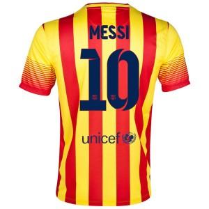 Camiseta del Messi Barcelona Segunda 2013/2014