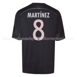 Camiseta nueva del Bayern Munich 2014/2015 Equipacion Martinez Tercera