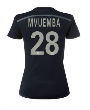 Camiseta nueva Marseille Lemina Primera 2014/2015