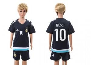 Camiseta nueva Argentina Niños 10 2015/2016