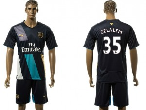 Camiseta Arsenal 35# Away