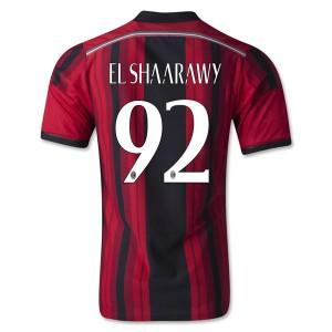 Camiseta nueva del AC Milan 2014/2015 Equipacion El.Shaarawy Primera