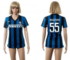 Camiseta de Inter Milan 2015/2016 55 Mujer