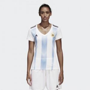 Mujer Camiseta del ARGENTINA Home 2018
